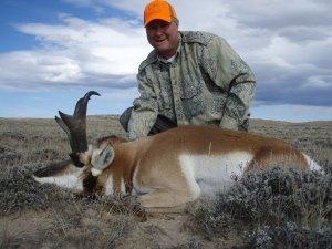 Dovey's Antelope