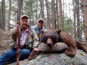Kenny Taylor 2013 Bear