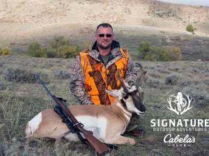 Zach Ordoff 2013 Antelope