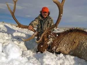 Ernie Dozio 2015 Hunt
