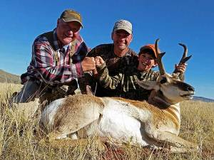 Ford Sweeny - 2015 Outdoor Dreams Foundation
