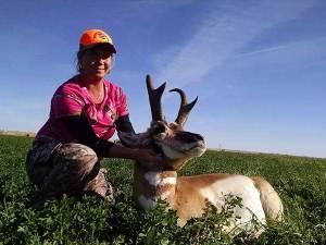 Rhonda Smith 2015 Antelope