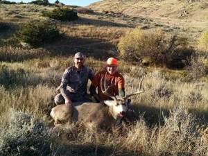 Scotty Tallman 2015 Mule Deer