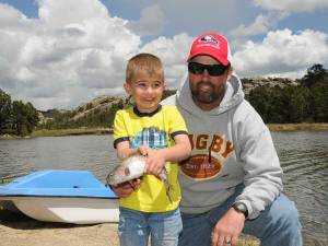 Tanner and Dax McCarty - 2015 Fishing