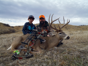 Dax & Tanner McCarty 2017 Hunt