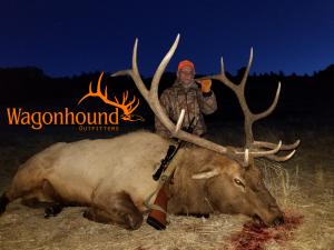 BudSchwartz 2018 Hunt at Wagonhound Land & Livestock with Wagonhound Outfitters