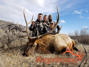 Buster Posey 2018 Hunt at Wagonhound Land & Livestock with Wagonhound Outfitters