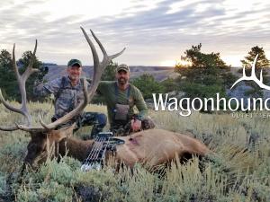 Clark Lewey 2018 Hunt at Wagonhound Land & Livestock with Wagonhound Outfitters
