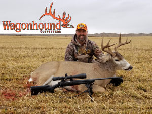 2018 Management Hunt at Wagonhound Land & Livestock with Wagonhound Outfitters