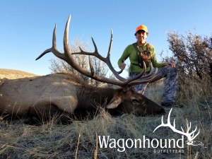 Dru Martinovich 2018 Hunt at Wagonhound Land & Livestock with Wagonhound Outfitters
