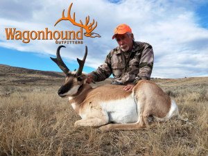 Gary Zellner 2018 Hunt at Wagonhound Land & Livestock with Wagonhound Outfitters