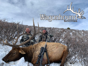 George Hicks  2018 Hunt at Wagonhound Land & Livestock with Wagonhound Outfitters