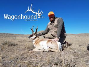 Jason Phillips 2018 Hunt at Wagonhound Land & Livestock with Wagonhound Outfitters
