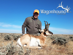 Jeff Fee 2018 Hunt at Wagonhound Land & Livestock with Wagonhound Outfitters