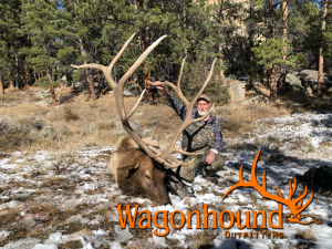 Jerry Addis 2018 Hunt at Wagonhound Land & Livestock with Wagonhound Outfitters