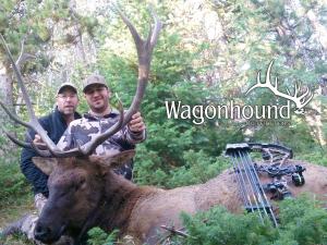 Joe Giovannoni 2018 Hunt at Wagonhound Land & Livestock with Wagonhound Outfitters