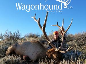 Joe Smallwood 2018 Hunt at Wagonhound Land & Livestock with Wagonhound Outfitters