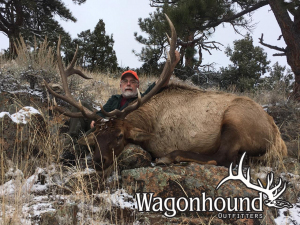John Oneil 2018 Hunt at Wagonhound Land & Livestock with Wagonhound Outfitters