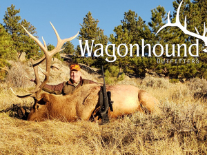 John Sotiros 2018 Hunt at Wagonhound Land & Livestock with Wagonhound Outfitters