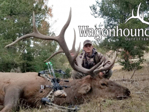 Kelten Ewing 2018 Hunt at Wagonhound Land & Livestock with Wagonhound Outfitters