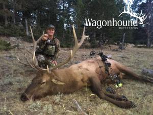 Ken Danklefs 2018 Hunt at Wagonhound Land & Livestock with Wagonhound Outfitters