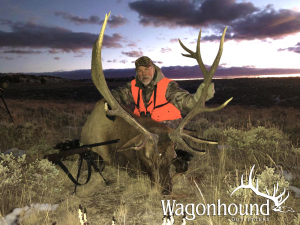 Kenneth Wright 2018 Hunt at Wagonhound Land & Livestock with Wagonhound Outfitters