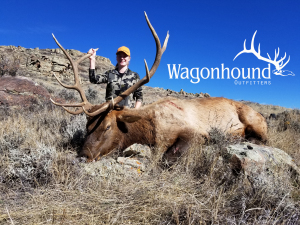 Libby Gardner 2018 Hunt at Wagonhound Land & Livestock with Wagonhound Outfitters