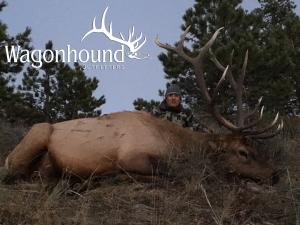 Matt Taylor 2018 Hunt at Wagonhound Land & Livestock with Wagonhound Outfitters