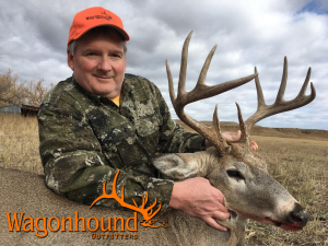 Patrick Hannahan 2018 Hunt at Wagonhound Land & Livestock with Wagonhound Outfitters