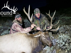 Rod Paul 2018 Hunt at Wagonhound Land & Livestock with Wagonhound Outfitters