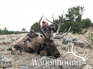 TJ Danklefs 2018 Hunt at Wagonhound Land & Livestock with Wagonhound Outfitters