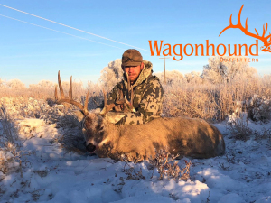 Tait Pieper 2018 Hunt at Wagonhound Land & Livestock with Wagonhound Outfitters