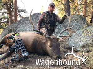 Tim Fisk 2018 Hunt at Wagonhound Land & Livestock with Wagonhound Outfitters