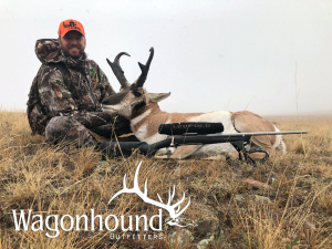Will Southerland 2018 Hunt at Wagonhound Land & Livestock with Wagonhound Outfitters