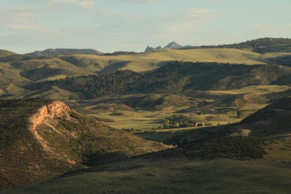 Rolling Hills Wyoming