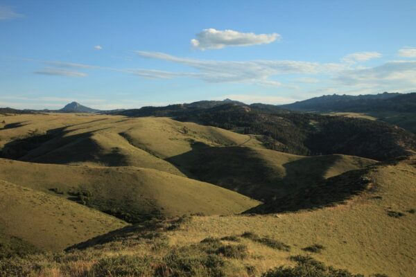 Wyoming Hunting Ranch